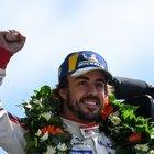 Alonso il fenomeno: «Grande gioia, ora voglio Indianapolis»