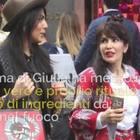 Giulia Salemi, la mamma brucia i peli intimi di Cecilia Rodriguez per far innamorare Francesco Monte Video