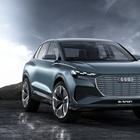 Audi Q4 E-tron concept, prove tecniche per il sesto Suv e la quinta elettrica