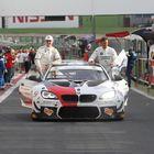 A Vallelunga la BMW M6 GT3 di Comandini, Johansson e Sims vince la 3 ore GT Endurance