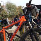 Viaggio nella fiera dei ricettatori, dove le bici rubate tornano sul mercato