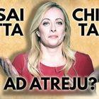 """Giorgia Meloni lancia Atreju, ma """"cita"""" (o plagia) Romolo+Giuly la serie di Fox? Guarda le foto"""