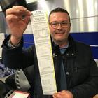 """SuperEnalotto, centrato il """"6"""" da 51 milioni con un sistema: una tabaccheria del Bolognese la più fortunata d'Italia"""