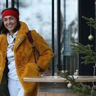 Caterina Balivo, brutta sorpresa all'uscita dal ristorante: sull'auto c'è una multa