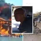 Milano, dirotta bus e gli dà fuoco: ecco chi è l'autista