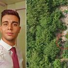Stefano Garzilli, scomparso domenica durante un'escursione: trovato in un fossato e recuperato con l'elicottero