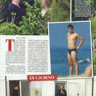 Il compleanno di Valeria Golino: la mattina al mare con Riccardo Scamarcio, la sera col fidanzato Fabio Palombi (Chi)