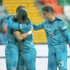 Galabinov a Udine firma la prima storica vittoria dello Spezia in serie A
