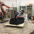 Sfida all'Oceano da Palermo: una barca in 3D per la Mini Transat