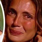 Rosa Perrotta-Alessia Mancini, alta tensione all'Isola. E brucia la capanna dei naufraghi