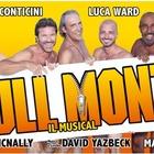 """Roma, torna """"Full Monty"""". Il regista Piparo: «Cast consolidato,Vaporidis e Bascir le new entry"""