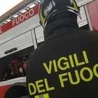 Negozio prende fuoco nel milanese, evacuato un intero palazzo