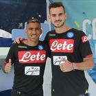 Napoli, crescono i valori di mercato: Allan e Fabián gli azzurri migliori