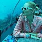Chiara Ferragni e Fedez, ristorante sott'acqua alle Maldive: quanto costa una cena all'Ithaa Undersea