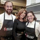 """""""Top Chef Italia"""", la vincitrice ai fornelli con Mirko Moglioni per una serata speciale al Margutta Vegetarian Food & Art"""