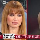 "Carlotta Mantovan: ""Con Frizzi un amore travolgente, al primo sguardo"""