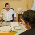 Matteo Salvini a Leggo: «Due giornate a Higuain sono poche, non si può affrontare un arbitro in quel modo»