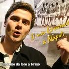 L'Erasmus speciale di Alexei: «Ciao Napoli, batti la Juve!»
