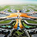 Pechino, apre l'aeroporto più grande del mondo firmato Zaha Hadid