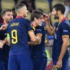 Zaniolo è super: La Roma diverte e travolge il Basaksehir 4-0