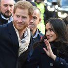 Meghan Markle e il principe Harry: lettera indirizzata alla coppia piena di polvere bianca