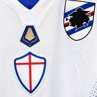 Ecco la patch speciale della Serie A per Quagliarella e Koulibaly