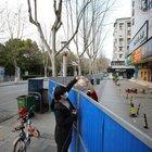Coronavirus, a Wuhan riaprono i negozi in alcune zone della città