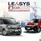 Leasys allarga i servizi Carcloud con Fiorino e Doblò. Nella flotta ora due van di Fiat Professional