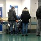 Umberto I, al Pronto soccorso malati curati in sala d'aspetto