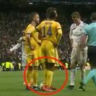Real-Juve, i bianconeri come il granata Maspero: «Scavavano il dischetto per far sbagliare Ronaldo»