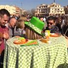 Caldo anomalo, a Ostia il Carnevale si festeggia in mezze maniche