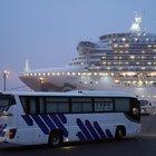 Coronavirus, americani prelevati dalla Diamond, italiani costretti a restare sulla nave