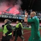 Napoli, Reina oltre il Milan: tre punti e una zeppola al forno
