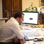 Matteo Salvini a tutto campo: su Virginia Raggi, Ilaria Cucchi, la manovra, i rapporti con Bruxelles, le Olimpiadi, gli arbitri e Higuain