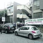 Interporto, i disoccupati in rivolta: «Evento grave, sicurezza a rischio»
