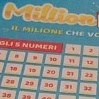Million Day, numeri vincenti estrazione di venerdì 2 agosto 2019