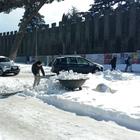 Dipendenti pubblici assenti per la neve, la Uil: «Lo Stato li deve pagare lo stesso»