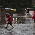 Nuova allerta meteo sulla Campania: bombe d'acqua su Matese e Irpinia