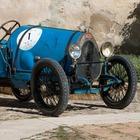 Bugatti centenaria sbanca concorso d'eleganza La Dolce Vita. Manifestazione dedicata ai 100 anni dalla nascita Federico Fellini