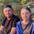 Leonardo Di Caprio incontra Greta Thunberg: «Un onore passare del tempo con lei»