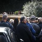Luca Sacchi, i funerali a Roma