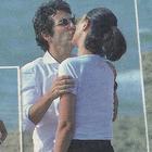 Caterina Balivo, fuga dalla tv col marito e i figli Guido Alberto e Cora
