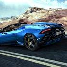Lamborghini Huracàn Evo RWD Spyder, quando il piacere è veloce come il vento