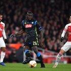 "Arsenal, dà del ""negro"" in un video a Koulibaly, il club londinese indaga"