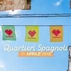 #CuoreDiNapoli 2018, i Quartieri Spagnoli si preparano alla festa del 21 aprile