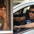 Marjus ed Edi, i due giovani albanesi a lavoro estratti dalle macerie davanti ai familiari