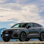Q3 Sportback, tanto spazio per passeggeri e bagagli. Il Suv coupè di Audi fa il pieno di tecnologia