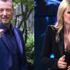 Michelle Hunziker critica 'Amadeus perché maschilista'. Ma arriva la frecciatina di Selvaggia Lucarelli