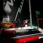 Rolex Middle Sea Race: Soldini e John Elkann primi al traguardo con Maserati Multi 70