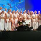 Eos Ritmica vince al concorso Roma Sport Experience